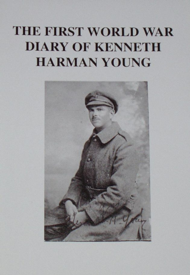 The First World War Diary of Kenneth Harman Young